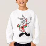 BUGS BUNNY™ Santa Waving Sweatshirt