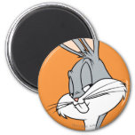 BUGS BUNNY™ Sideways Glance 2 Inch Round Magnet
