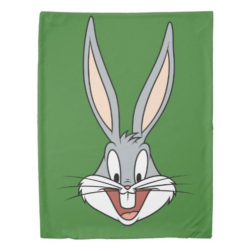 BUGS BUNNY™ Smiling Face Duvet Cover