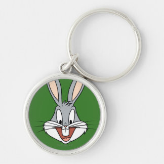 BUGS BUNNY™ Smiling Face Keychain