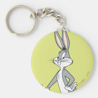 Bugs Bunny Standing 3 Keychains