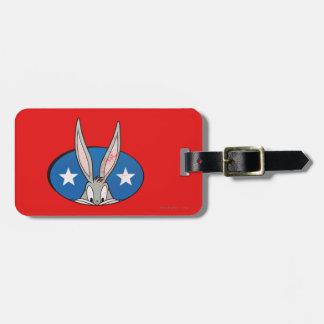 BUGS BUNNY™ Stars Badge Bag Tag