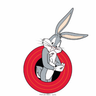 BUGS BUNNY™ Through LOONEY TUNES™ Rings Cutout