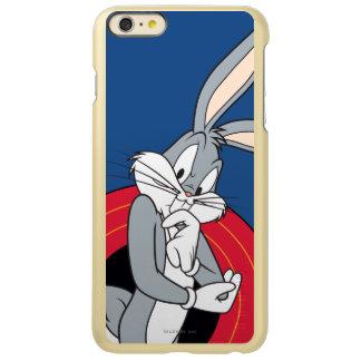 BUGS BUNNY™ Through LOONEY TUNES™ Rings Incipio Feather® Shine iPhone 6 Plus Case