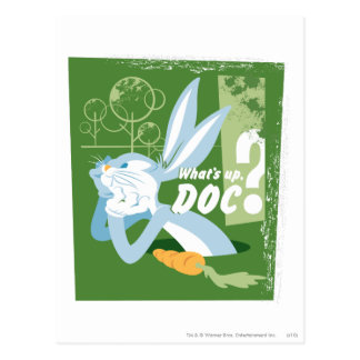 BUGS BUNNY™ What's Up, Doc? Postcard