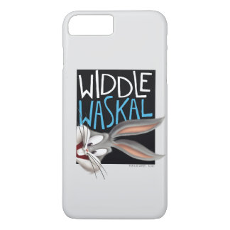BUGS BUNNY™- Widdle Waskal iPhone 8 Plus/7 Plus Case