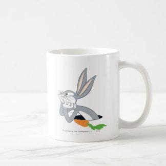 BUGS BUNNY™ with Carrot Classic White Coffee Mug