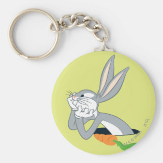 Bugs Bunny with Carrot Keychains