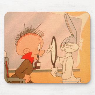 Bugs Bunny y Elmer Fudd 2 Alfombrillas De Ratones
