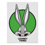 Bugs Dotty Icon Poster