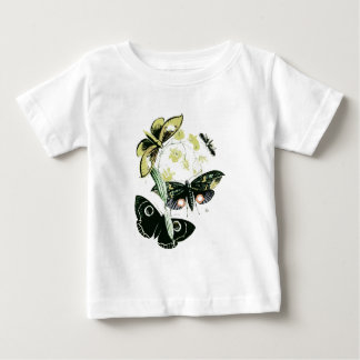 Bugs & Flying Insects Photo Design Baby T-Shirt