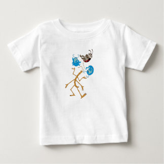 Bug's Life Circus Troupe Bugs Disney Baby T-Shirt