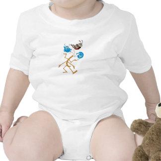 Bug's Life Circus Troupe Bugs Disney Baby Bodysuit