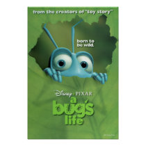 Bugs Life Flick Poster