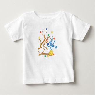 Bug's Life Flik and Slim juggling Disney Baby T-Shirt