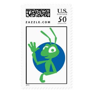 Bug's Life Flik Disney Postage