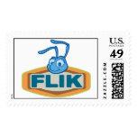 Bug's Life Flik Disney Postage Stamp