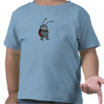 Bug's Life Francis male ladybug arms folded angry Tee Shirt