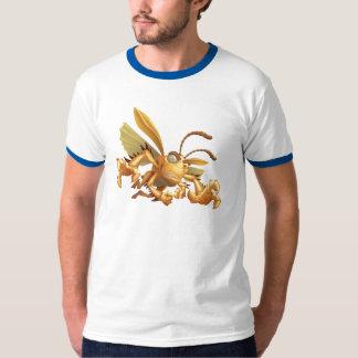 Bug's Life Hopper evil grasshopper flying grabbing Tee Shirt