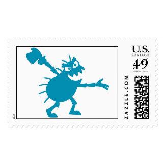 Bug's Life P.T. Flea Disney Stamp
