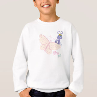 "Bug's Life Princess Atta ""atta girl"" butterfly Sweatshirt"