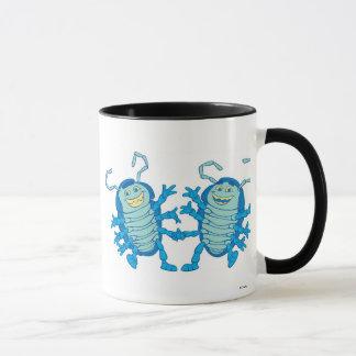 Bug's Life Tuck and Roll rollie pollies beetles Mug