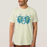 Bug's Life Tuck and Roll rollie pollies beetles Tee Shirt