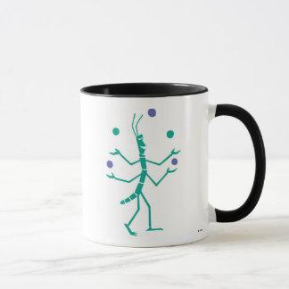 Bug's Life's Slim Juggling Disney Mug
