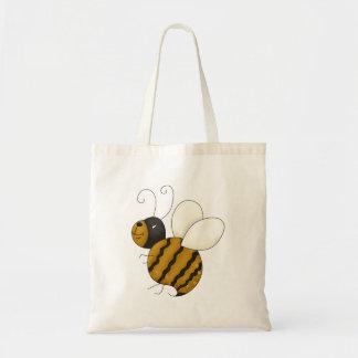 Bugs 'n' Blooms · Bee Tote Bag