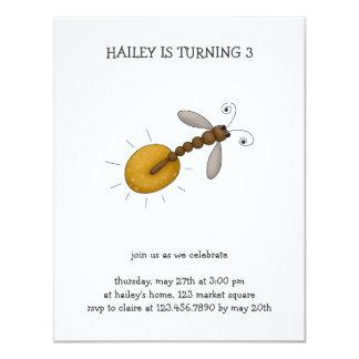 Bugs 'n' Blooms · Lightning Bug Card