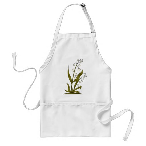 Bugs 'n' Blooms · Lily of the Valley Aprons