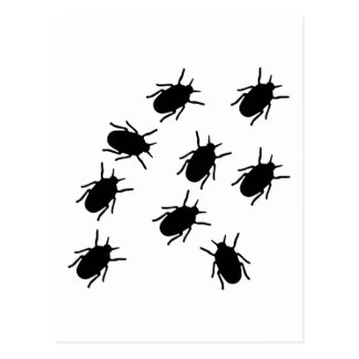 Bugs Post Cards