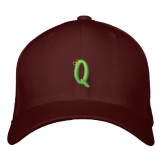 Bugs Q Embroidered Baseball Hat