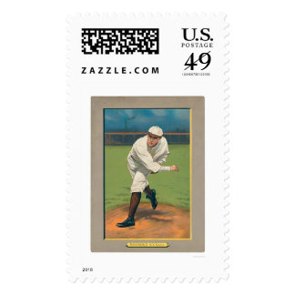 Bugs Raymond Giants Baseball 1911 Postage