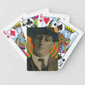 Bugsy in Vertigo Bicycle Card Decks