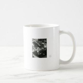 bugsy_siegel_death, LIFE IS LIKE THE MAFIA...NO... Coffee Mug