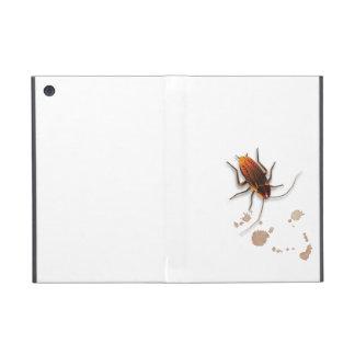 Bugzeez_Icky derramamiento pegajoso de Roaches_cof iPad Mini Fundas