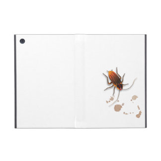 Bugzeez_Icky Sticky Roaches_coffee or cola spill Cover For iPad Mini