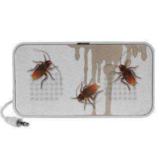 Bugzeez™_Icky Sticky Roaches custom Doodle speaker doodle