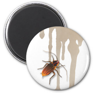 Bugzeez_Icky Sticky Roaches dripping fridge magnet