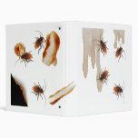 Bugzeez™_Icky Sticky Roaches totally gross binder