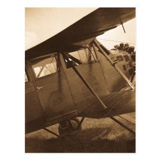 Buhl Aircraft - Marysville MIchigan - Vintage Postcard