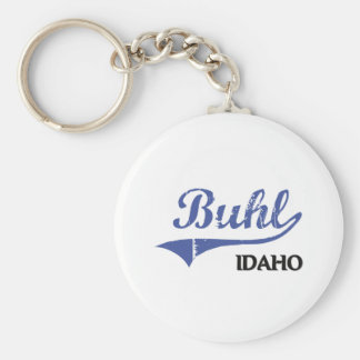 Buhl Idaho City Classic Key Chains