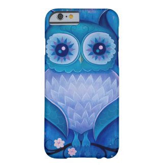 búho azul