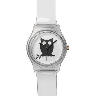 BÚHO bizco Relojes De Mano