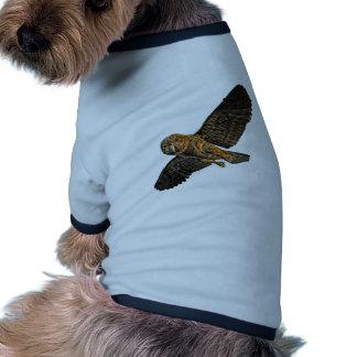 Búho cero de los MOR Camiseta De Perrito