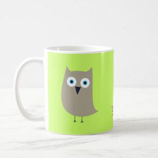 BúHo Coffee Mug