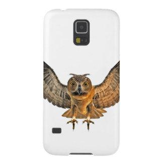 Búho de Eagle Carcasa Galaxy S5