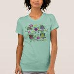 Búho de Hootie Camisetas