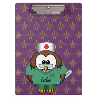 búho de la enfermera